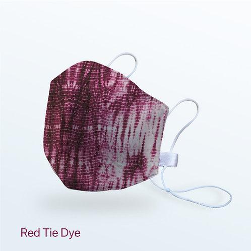 Red Tie Dye