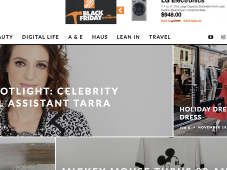 In the Spotlight: Celebrity personal assistant Tarra Stubbins