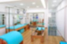 sala pilates e fisioterapia