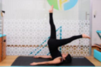 sala pilates e fisioterapia clinica