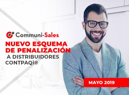 Nuevo esquema de penalización a distribuidores CONTPAQi®