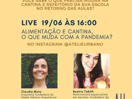 Live Ateliê Urbano