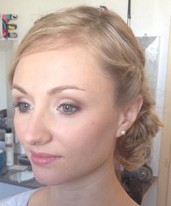 Maquillage et coiffure mariée