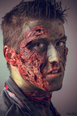 Maquillage effets spéciaux