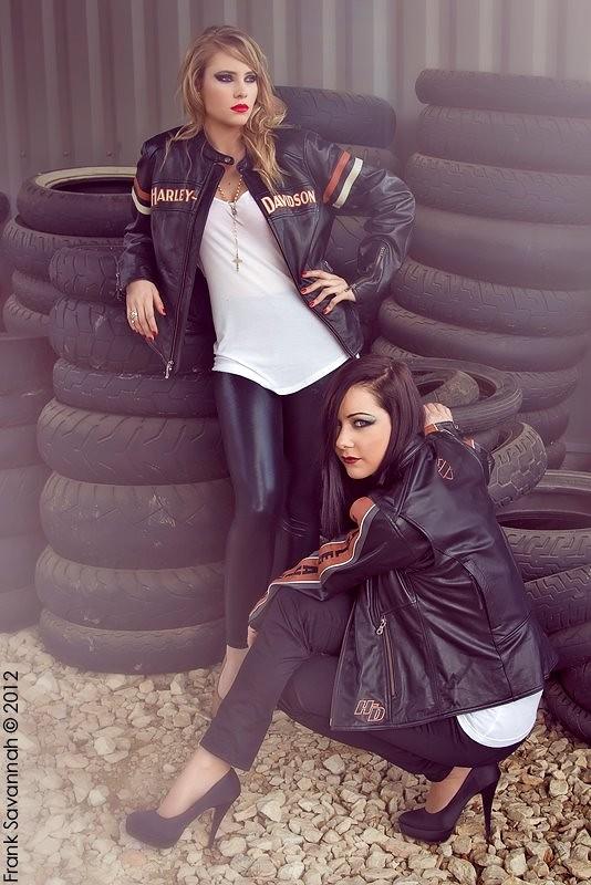 Publicité  Harley Davidson