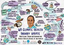WA Climate Health Inquiry update