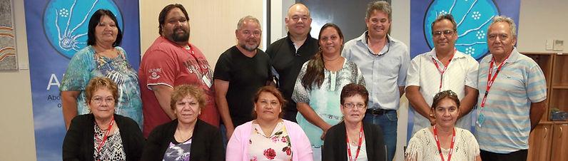 2014 AHCWA Board Members