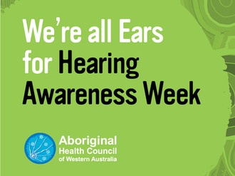 We're all Ears for Hearing Awareness Week