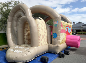 AHCWA Launches Giant Inflatable Ear to Teach Aboriginal People About Ear Health