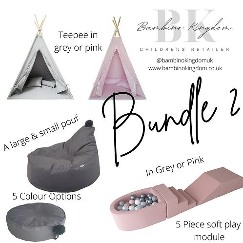 Play Cave Bundle 2