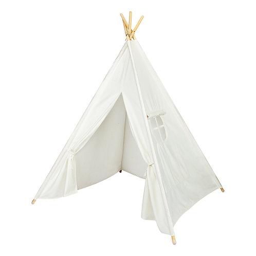 White TeePee/ Tipi Tent