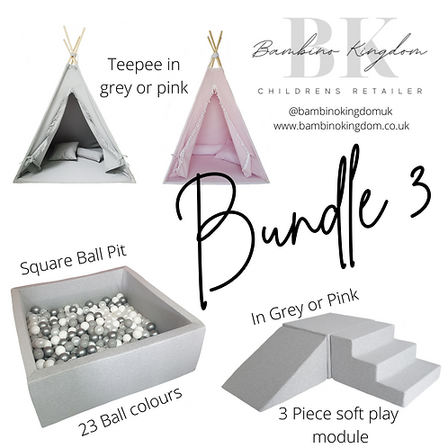 Play Cave Bundle 3