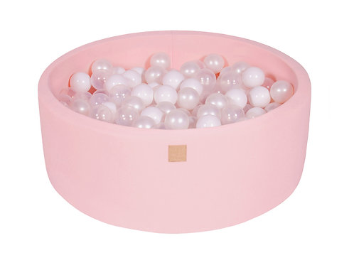 Round Ball Pit- Light Pink (Custom)