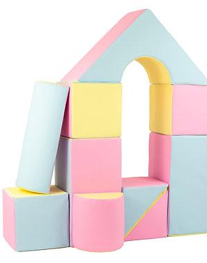 Castle Soft Play Building Blocks
