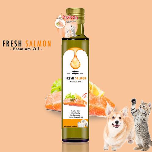 Norwegian Salmon Oil (250ml.) !! 2 bottles for only 699 Baht !!!