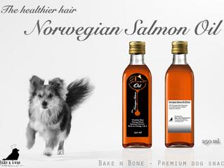 Norwegian Salmon Oil, the healthier hair