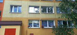 Folia Wenecka M20 XT Armolan - budynek w Łodzi