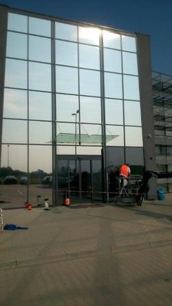 Fasada Budynku z Folią M20 XT