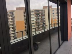 M20 XT - balkon - Budynek Mieszkalny