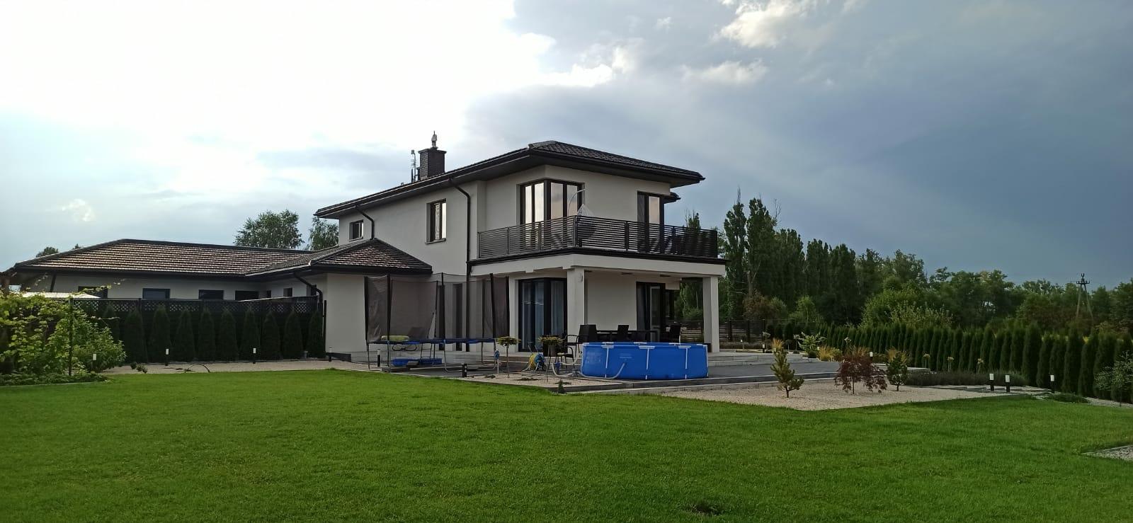 Folia M20 XT - górne piętro domu