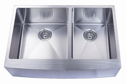 Double Bowl SS apron Sink