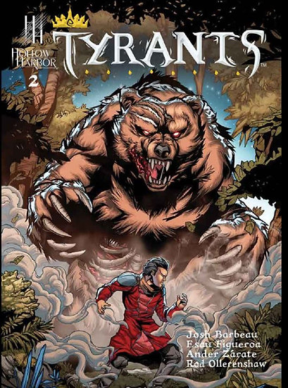 TYRANTS ISSUE 2