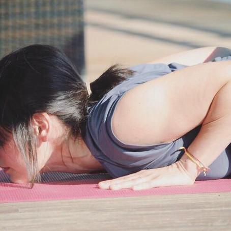 Mis clases de yoga
