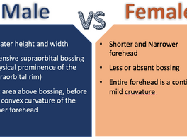 Key in Highlighting the Difference Between Male & Female Facial Rejuvenation