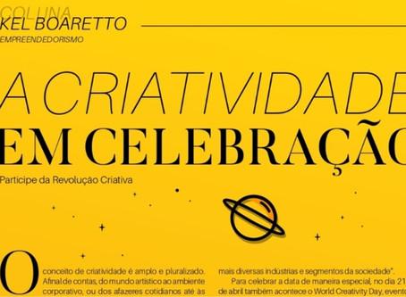 A criatividade em celebração – Participe da Revolução Criativa