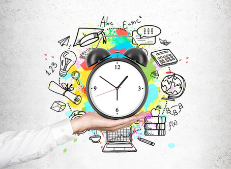 O tempo como o mais valioso recurso da atualidade