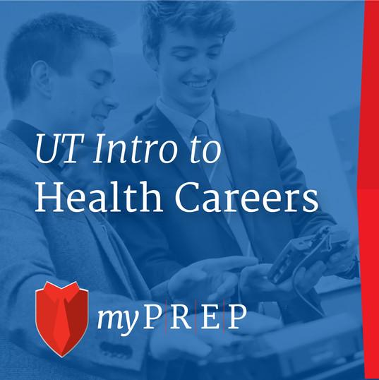 Intro to Health Careers