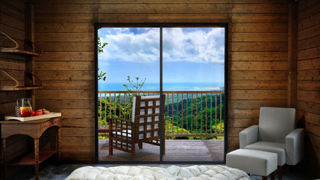 Your bungalow view.
