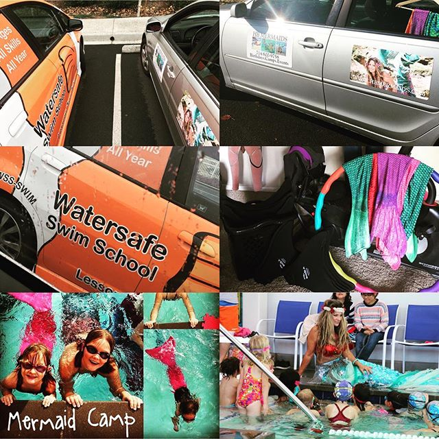 Thankyou 2016! Mermaid Camps over the Holidays were MerMazing! HB Mermaids had so much fun Playing w