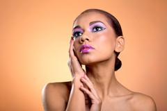Make up by Leanna Hale