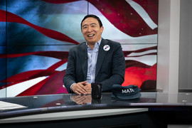Andrew Yang on The Conversation