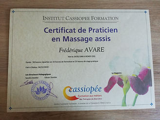massage assis Chartres