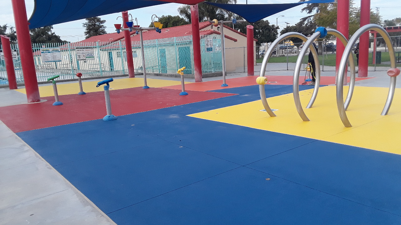 Splash Pad new 2