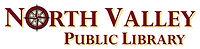 North Valley Public Library Logo