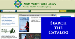 Links opens new window to Search the Catalog
