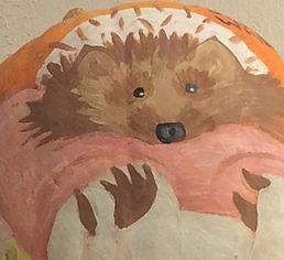 Literary Pumpkin Miss Tiggy Winkle