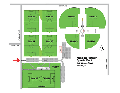 Sports Park Map.tif