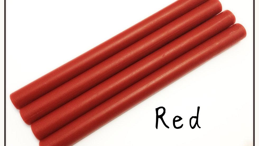 Wax Stick- Bright Red