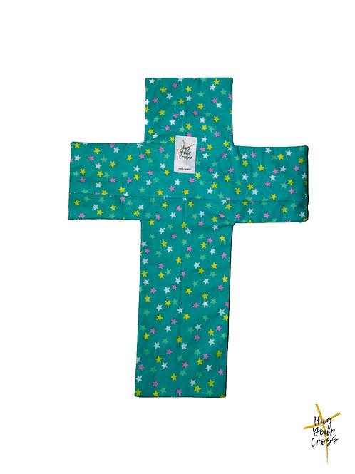 My Little Stars Angel Pillow Cover
