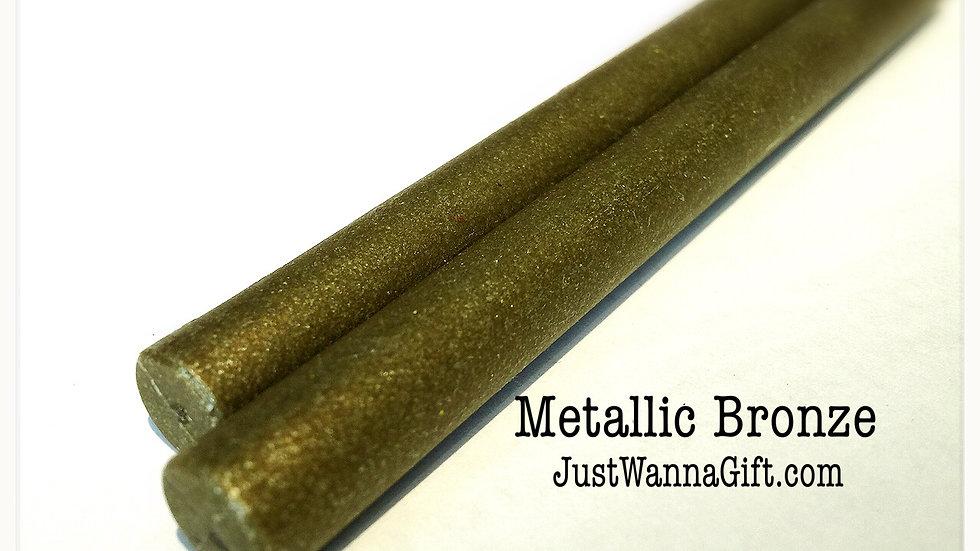 Wax Stick- Metallic Bronze