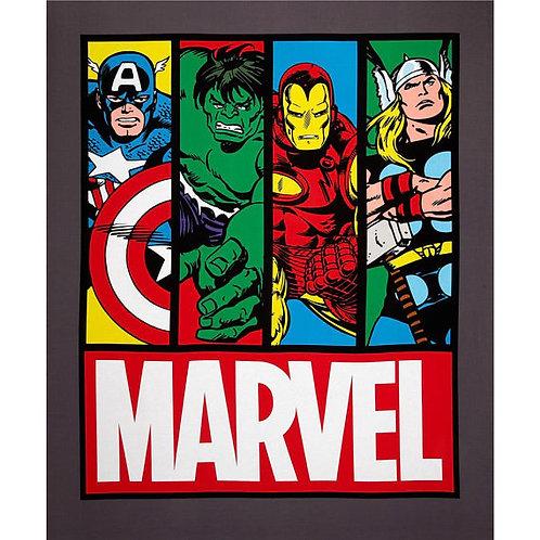 Marvel Minky Blanket
