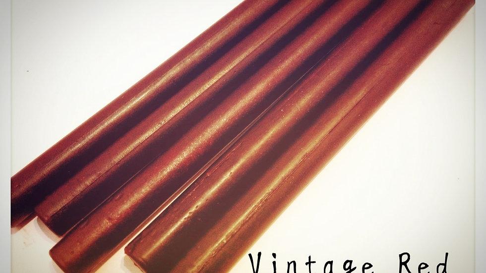 Wax Stick- Vintage Dark Red