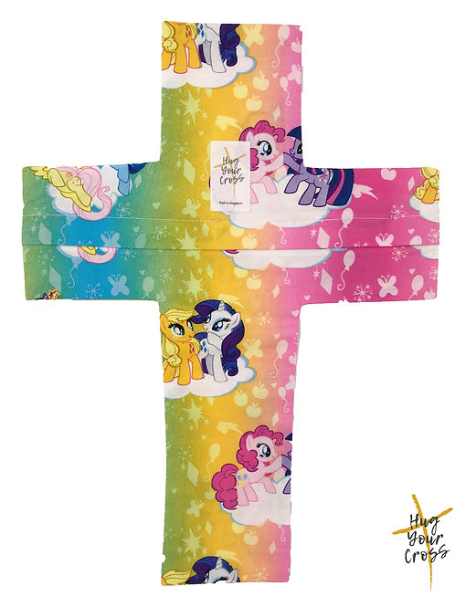 My Little Pony 2 Cross Pillow Cover