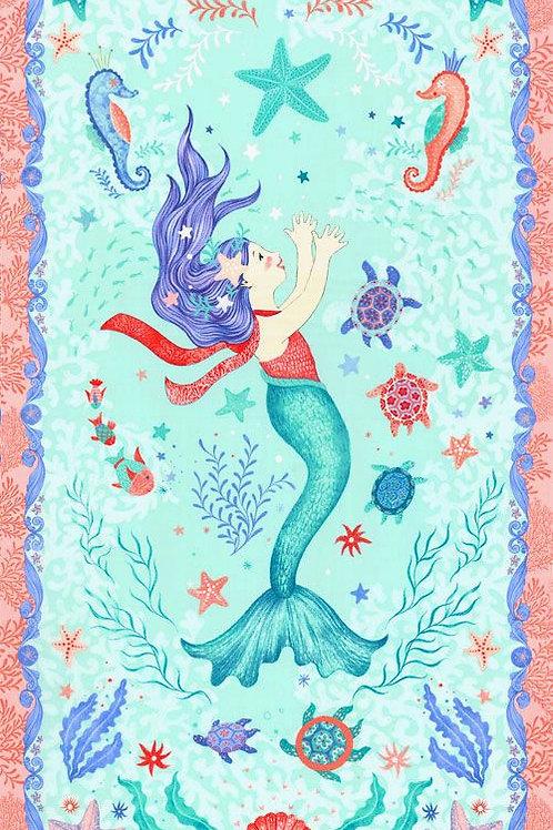 Mermaid Minky Blanket