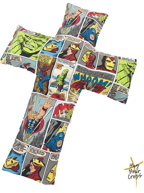 Avenger Comic Cross Pillow