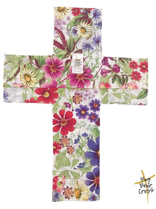 I am Garden lover Cross Pillow Cover
